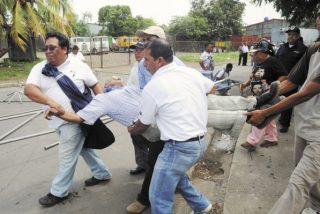 La Iglesia de Nicaragua apoya la protesta de los ancianos del país