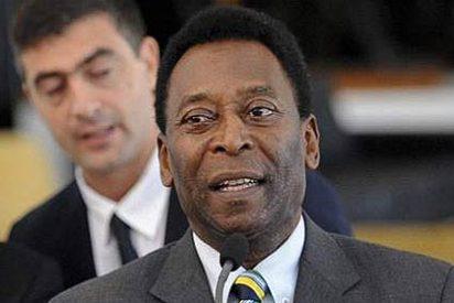 Pelé y Romario se enzarzan a cuenta de las manifestaciones en Brasil