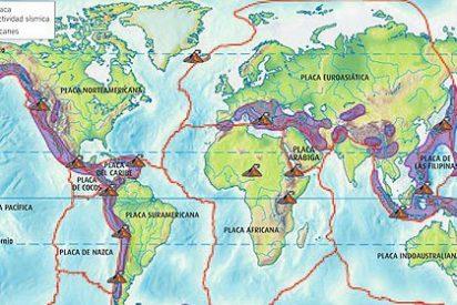 Así se 'comerá ' la Península Ibérica al Atlántico en 220 millones de años