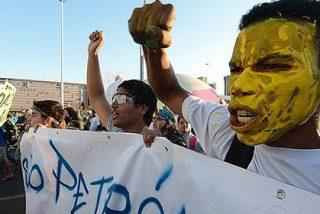 Brasil teme que las protestas afecten a la JMJ de Río