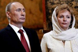 """Putin y su esposa Lyudmila anuncian juntos su divorcio por televisión en máxima audiencia: """"Cada uno tenemos nuestra vida"""""""