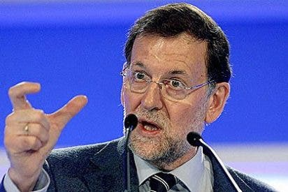 """Mariano Rajoy avanza unas cifras de paro de mayo """"esperanzadoras"""""""