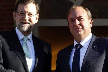 Monago le marca a Rajoy cuál es el camino: bajar los impuestos