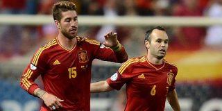 Ramos e Iniesta lucharán por el Balón de Oro de la Copa Confederaciones
