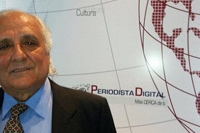 """Raúl del Pozo: """"Aznar y Rajoy sólo se parecen en su desprecio a los medios. Mariano odia a todos los periodistas, Aznar sólo a los enemigos"""""""