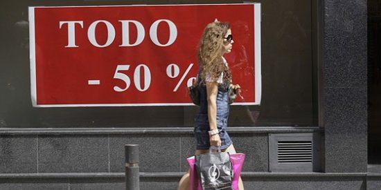 García se empeña en 'congraciar' al Govern con el pequeño y mediano comercio