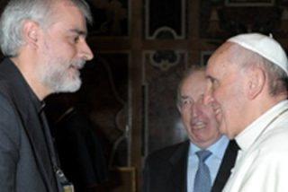 El Rector de Comillas, recibido en audiencia por el Papa Francisco