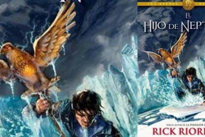 Rick Riordan vuelve con 'Los héroes del Olimpo' para desvelar a qué juegan los dioses