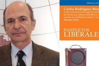 """[VÍDEO ENTREVISTA] Carlos Rodríguez Braun: """"Se está utilizando a las preferentes como excusa para decir 'aquí el Gobierno no ha hecho nada malo'"""""""