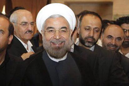 El reformista Rohani es elegido presidente de Irán en primera vuelta