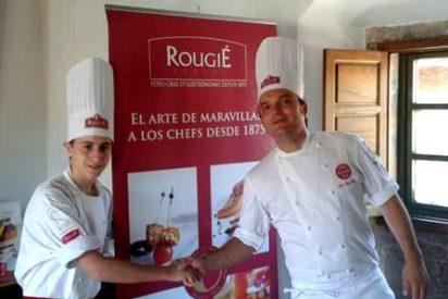 Demostración de productos Rougié en la localidad de Llanes