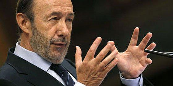 Rubalcaba presenta al PSOE europeo su acuerdo con Mariano Rajoy