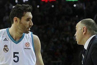 El baloncesto le da a Florentino Pérez una alegría: el Real Madrid, campeón