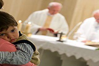"""Francisco: """"No se puede servir a dos dueños: o al Señor o al espíritu del mundo"""""""