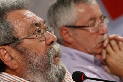 Frente al optimismo del Gobierno, Toxo y Méndez predicen una destrucción masiva de empleos