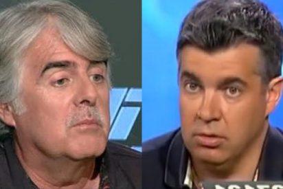 """Pique de Julio Pulido con Siro López: """"Entiendo que últimamente te guste hacer periodismo de periodistas"""""""