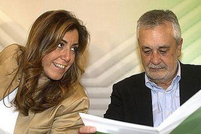 El socialista Griñan dice adiós y pavimenta el camino para Susana Díaz