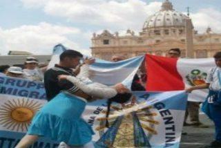 "El tango del Papa: ""Aunque hoy te llames Francisco vos sos el Jorge de Flores"""
