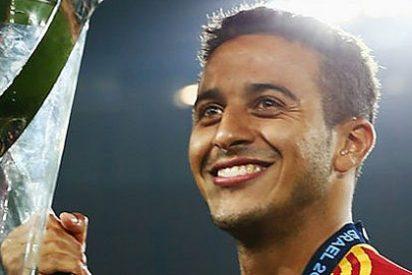 En el Barça temen ahora que el Real Madrid vaya a quitarles a Thiago