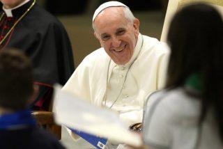 """Francisco: """"Hay quien piensa que para ser cristiano hay que estar de luto siempre"""""""
