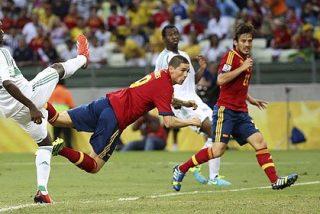 España golea a Nigeria y se mete en semifinales por la puerta grande