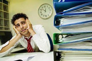 ¿Estás harto de tu trabajo? Las 7 señales de que estás quemado