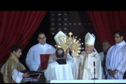 Coronación de la Virgen de la Soledad, patrona de Badajoz