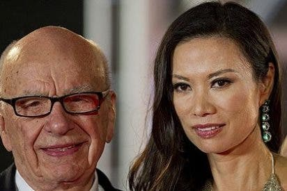 El magnate Rupert Murdoch anuncia su divorcio de la 'tigresa' Wendi Deng