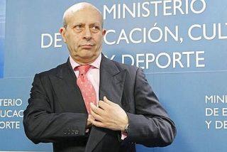 El ministro Wert rebajará la nota del 6,5 pero sólo para la exención de las tasas