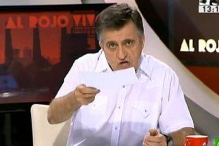 """Wyoming en 'Al Rojo Vivo' de laSexta: """"Wert es un provocador y un mentiroso, y Rajoy, si tuviera vergüenza o palabra, dimitiría"""""""