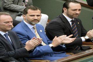 Bauzá da otro 'revés' al ciudadano y se va a ver el tenis a París con el Príncipe y Wert