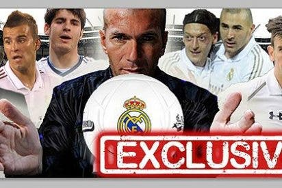Zinedine Zidane será el segundo entrenador del Real Madrid de Ancelotti