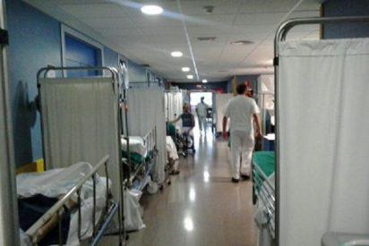 Colapso en el Hospital de Inca: ¡Pacientes de Medicina Interna en Infantil y en los pasillos!