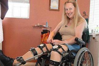 Pagará una operación de 25.000 dólares para quedarse parapléjica y no hay quien la pare