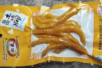 En China se vende pollo congelado que lleva ya caducado...¡medio siglo!