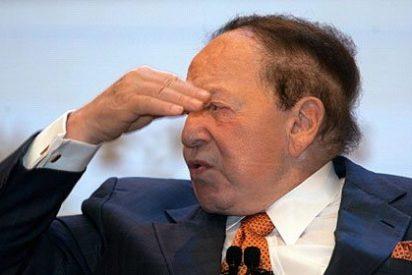 """Adelson deja a Tomás Gómez con el culo al aire: """"Eurovegas sigue adelante"""""""