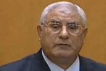 Adli Mansur, nuevo presidente de Egipto, jura el cargo tras el golpe de Estado