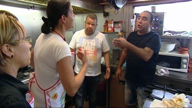 Chicote se zampa a 'Mario Conde' a base de gritos, broncas con clientes y un conflicto entre rusos y cubanos