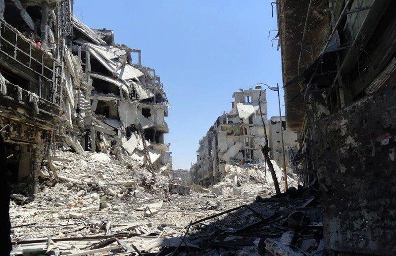 """Los maristas denuncian la """"guerra"""" de Alepo"""