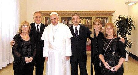 Papa Francisco, candidato al Nobel de la Paz