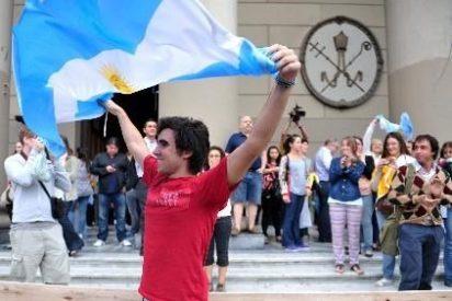 Los argentinos van a ver a su Papa