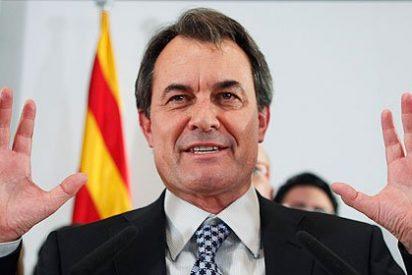 Artur Mas manda por carta a Rajoy la petición para hacer su referéndum independentista