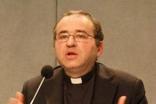 El Papa, con los astrónomos vaticanos