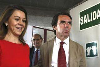 """Cospedal a Aznar: """"Hay que diferenciar la vieja política de la nueva"""""""