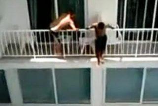 Extraña muerte de un turista británico tras precipitarse desde un décimo piso en Magaluf