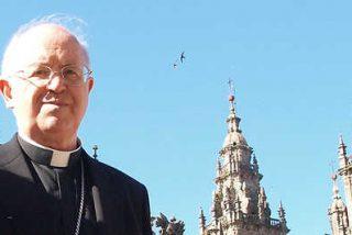 Alta hospitalaria del arzobispo de Santiago
