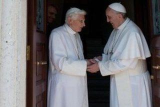 """""""Lumen Fidei"""", la encíclica de Ratzinger firmada por Bergoglio, se presenta este viernes"""