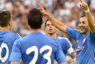 Los jugadores del Real Madrid de Ancelotti 'progresan adecuadamente'