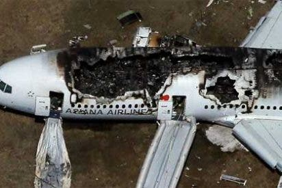 [Video] Dos muertos y 181 heridos al estrellarse un Boeing 777 al aterrizar en San Francisco