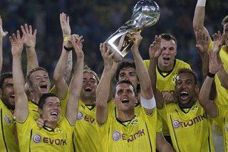 Primer fiasco alemán de Pep Guardiola: el Bayern pierde la Supercopa ante el Borussia